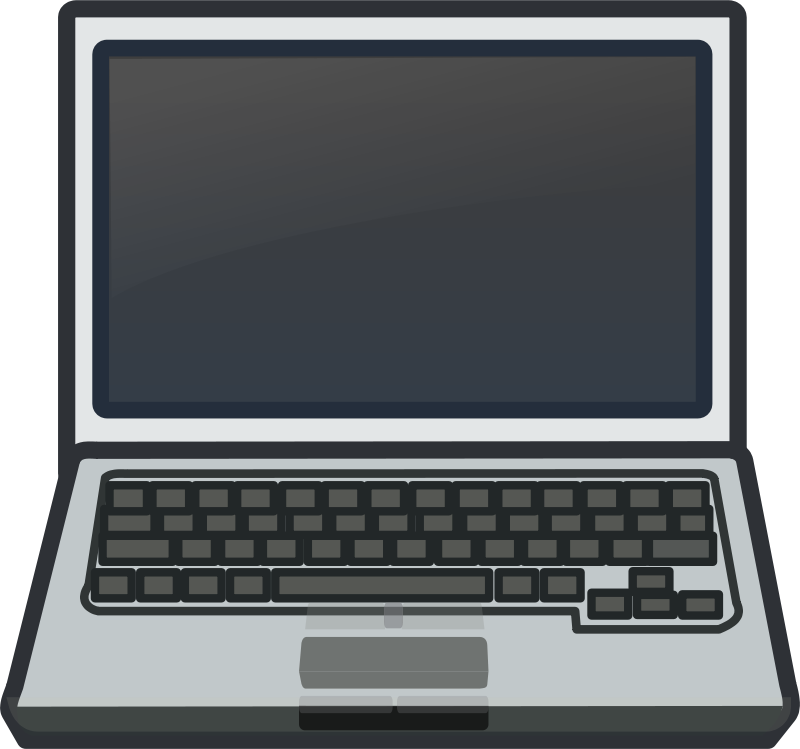 Computer vs laptop clipart picture library Computer vs laptop clipart - ClipartFest picture library