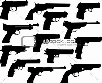 Concealed carry clipart clip art freeuse download Guns silhouettes | ink ideas | Guns, Concealed carry, Silhouette clip art freeuse download