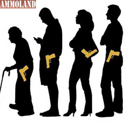 Concealed carry clipart jpg royalty free library Almost All Texas Museums Allow Concealed Carry; Amarillo College\'s ... jpg royalty free library
