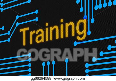 Concept training clipart svg royalty free stock Stock Illustrations - Skill training concept . Stock Clipart ... svg royalty free stock