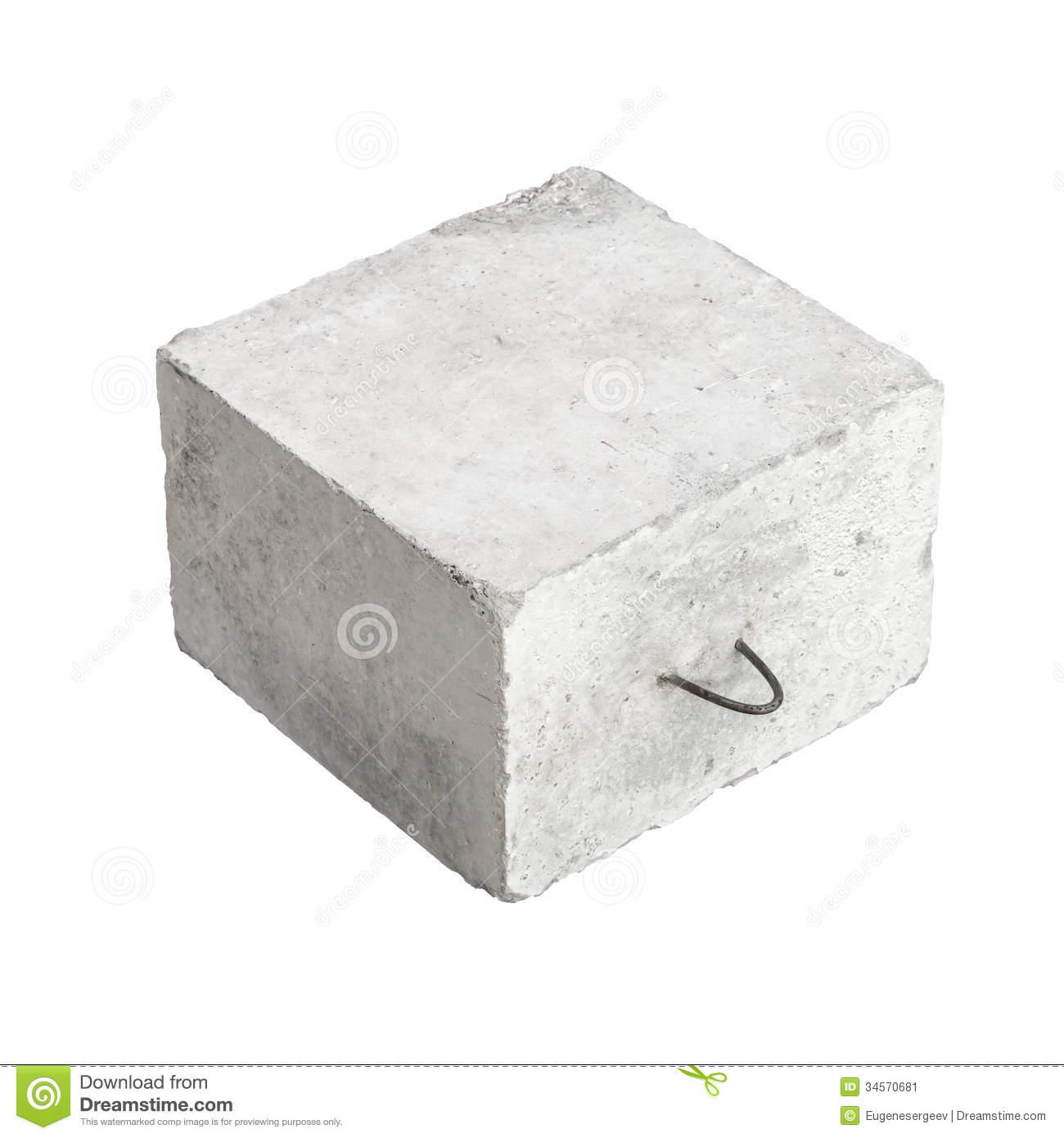 Concrete block clipart jpg free stock Big Concrete Block Texture Stock Photo - Image: 39585187 jpg free stock