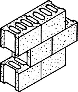 Concrete block clipart banner free stock Hollow concrete block | Article about hollow concrete block by The ... banner free stock