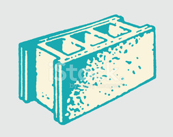 Concrete block clipart clip royalty free Concrete Block stock vectors - Clipart.me clip royalty free