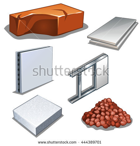 Concrete block clipart freeuse library Concrete Block Stock Images, Royalty-Free Images & Vectors ... freeuse library