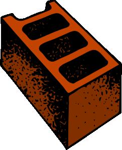 Concrete block clipart image transparent Cinder Block clip art Free Vector / 4Vector image transparent