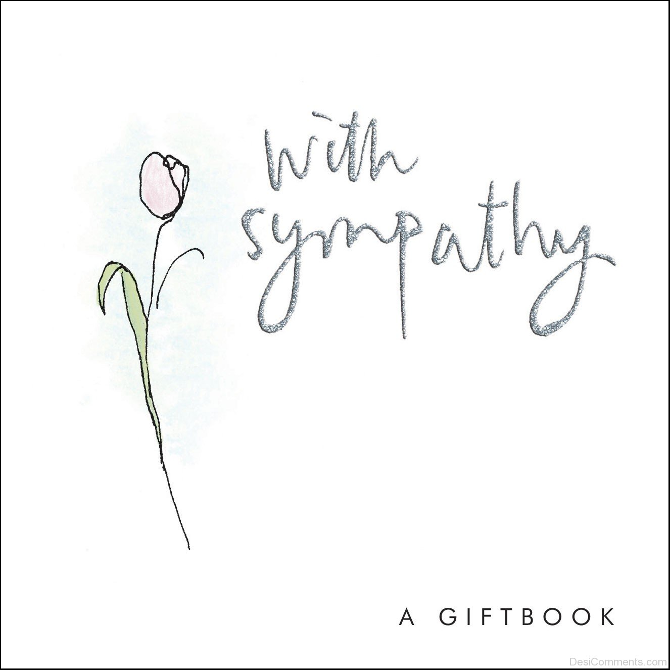 Condolence graphics. Clipartfest with sympathy