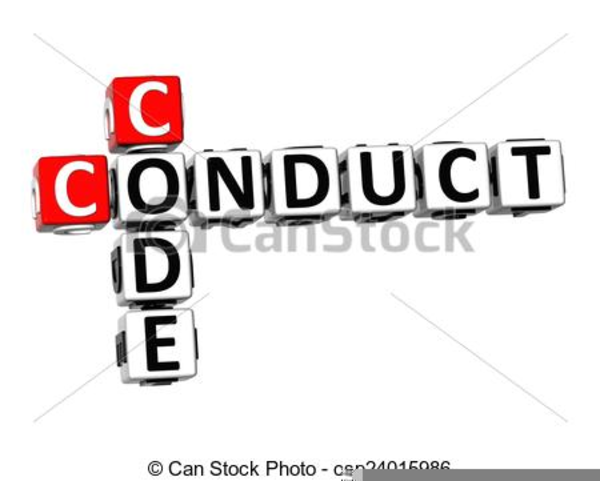 Conduct clipart clipart freeuse Code Of Conduct Clipart | Free Images at Clker.com - vector ... clipart freeuse