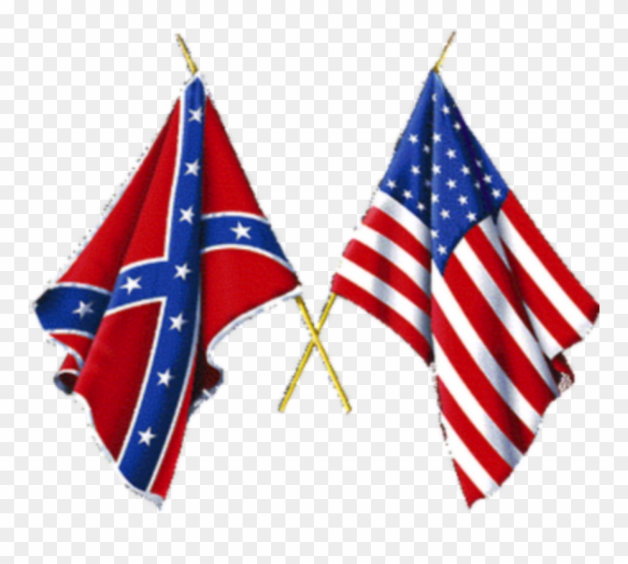 Confederate flag on pole clipart picture Civil War Flags, Union Flags, Confederate Flag, American - Rebel ... picture