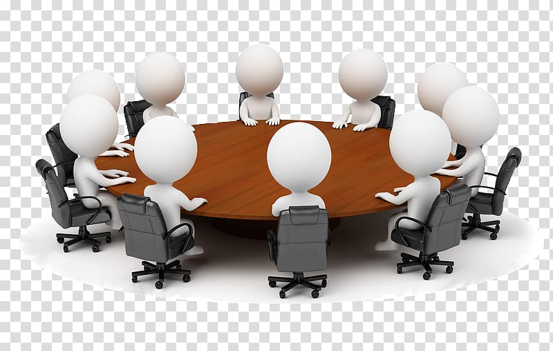 Conference table clipart transparent Round table Dining room , Meeting transparent background PNG clipart ... transparent