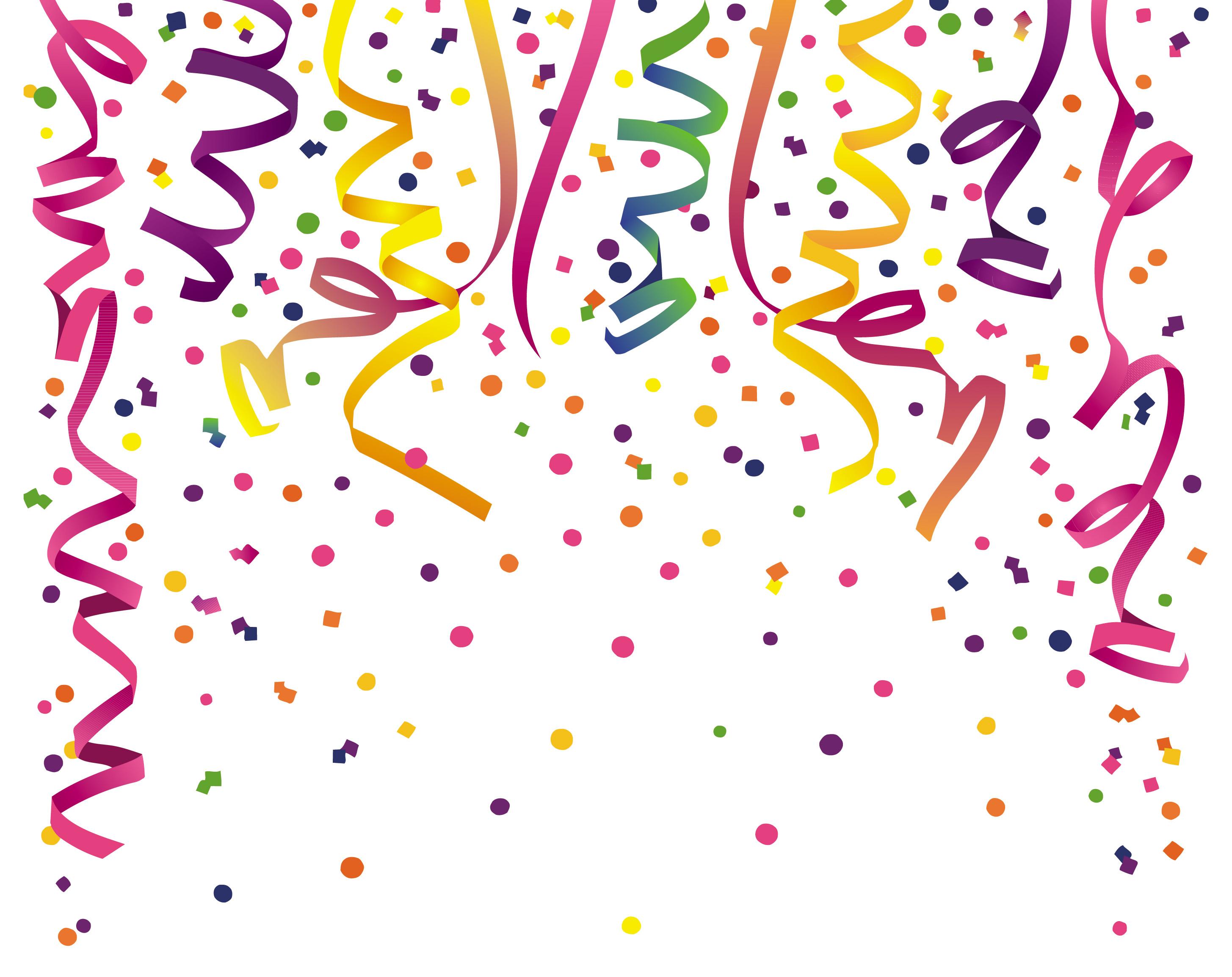 Confete clipart picture stock 33+ Clip Art Confetti | ClipartLook picture stock