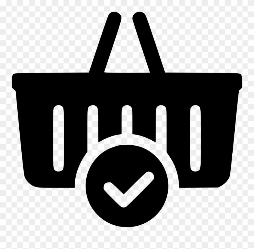 Confirm clipart clipart transparent Confirm Shopping Basket Comments Clipart (#3198106) - PinClipart clipart transparent