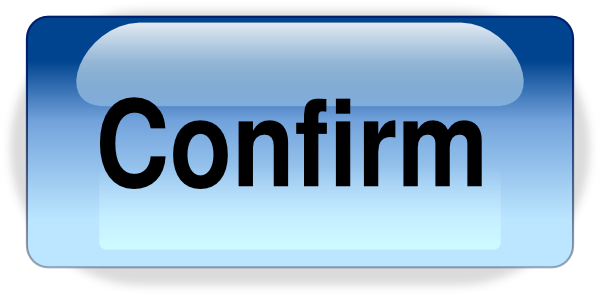 Confirm clipart jpg black and white library Confirm.png Clip Art at Clker.com - vector clip art online, royalty ... jpg black and white library