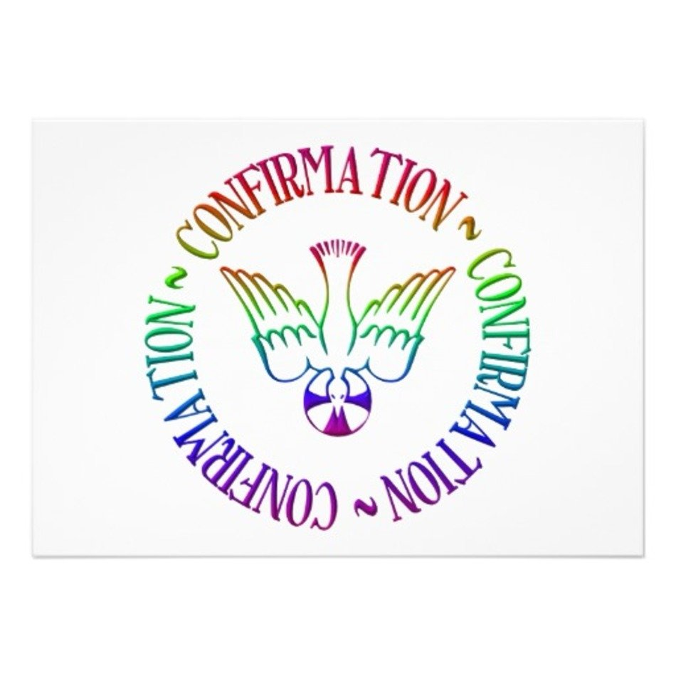 Confirmation free clipart vector royalty free Catholic Sacrament Of Confirmation Clip Art For Free free image vector royalty free