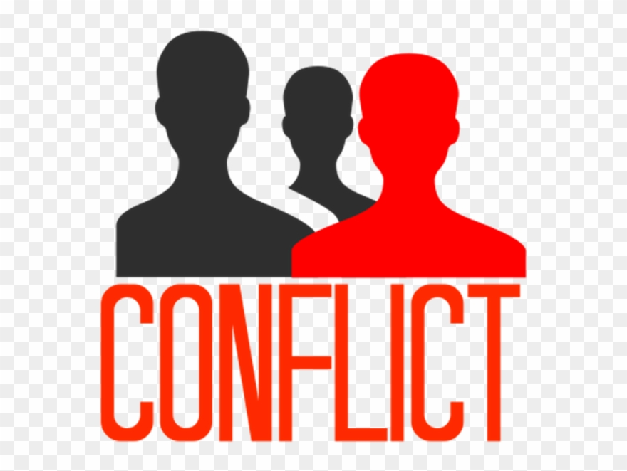 Conflict images clipart clip free library Clip Art Freeuse Stock Conflict Clipart - Conflict Management - Png ... clip free library