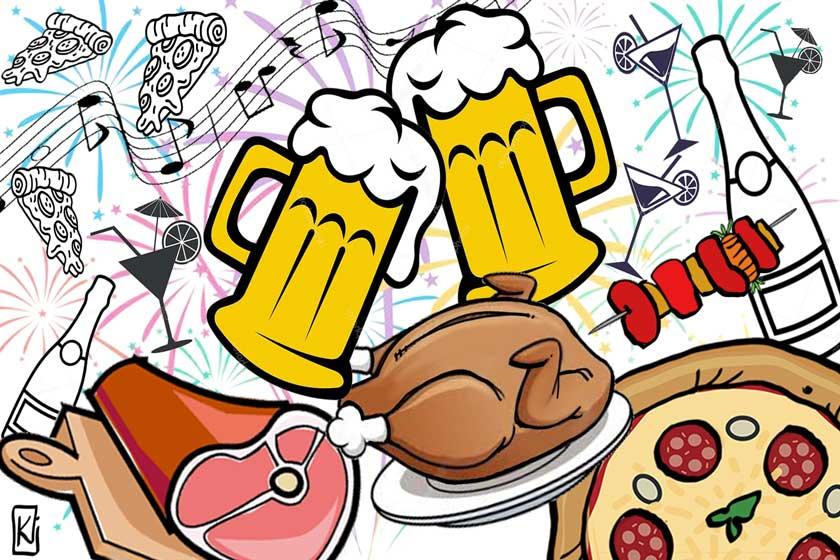 Confraternizacao clipart image royalty free 17 restaurantes e bares para fazer sua confraternização de fim de ano image royalty free