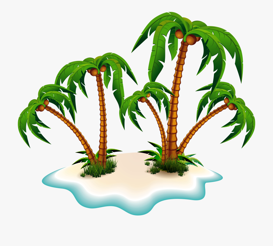 Confraternizacao clipart png library library Palm Clipart Moana - Palm Tree Clipart Png , Transparent Cartoon ... png library library