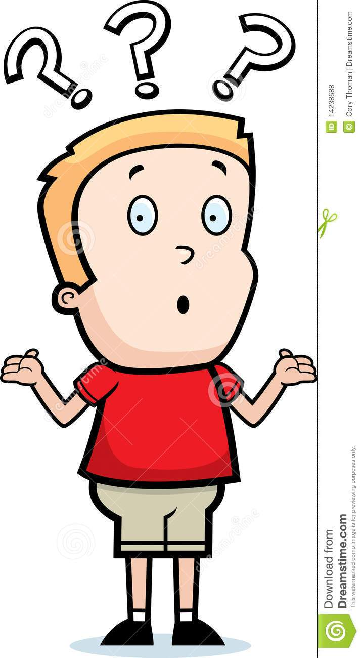 Confused child clipart svg royalty free library Confused child clipart 2 » Clipart Portal svg royalty free library