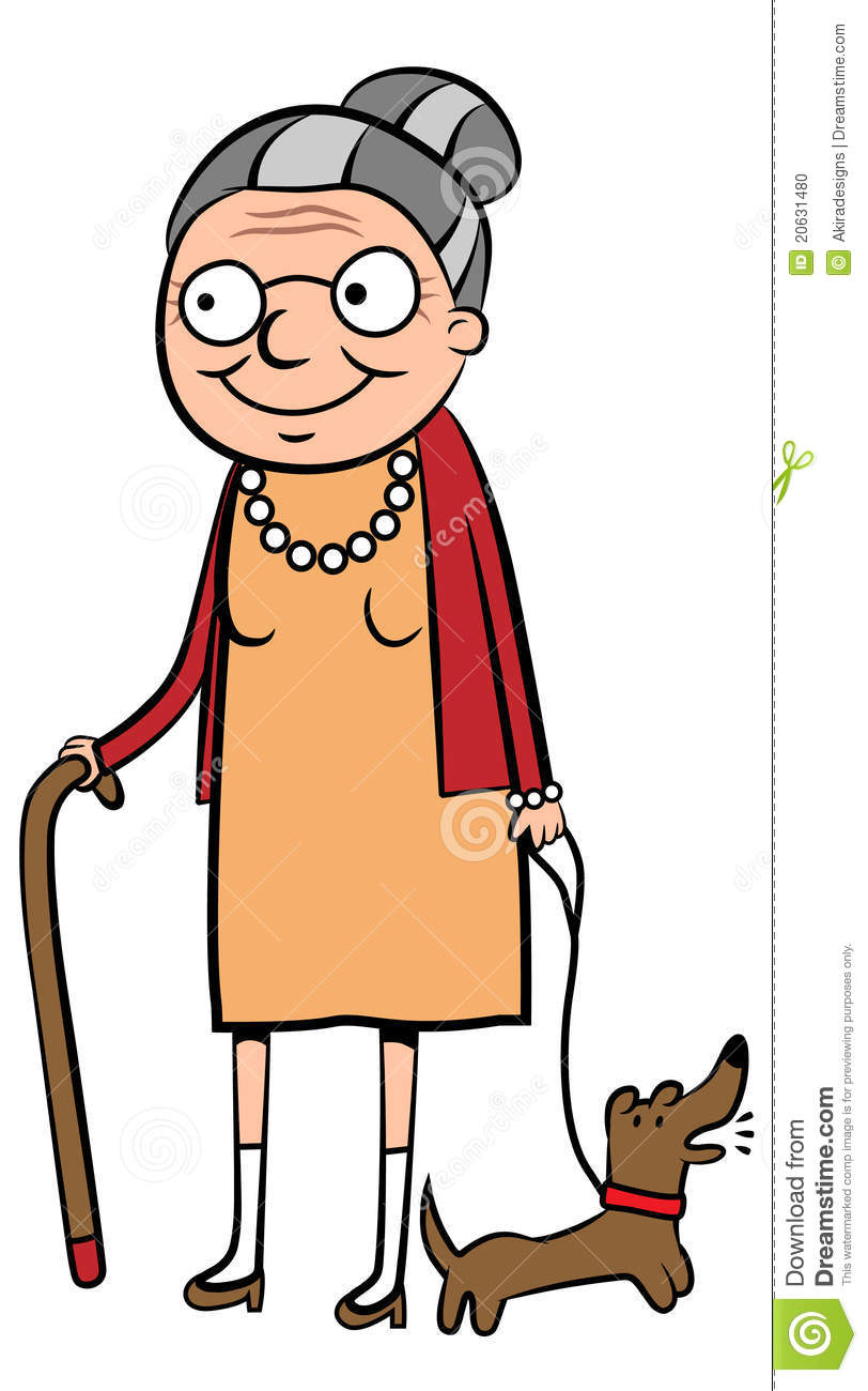 Little old lady and little old man clipart banner royalty free library Old Lady Cartoon Clipart | Free download best Old Lady Cartoon ... banner royalty free library