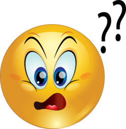 Confused smiley clipart jpg transparent Confused smiley clipart » Clipart Station jpg transparent