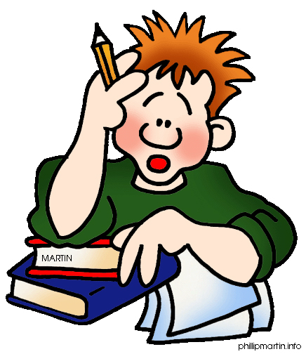 Confused student clipart image stock Confused student clipart 7 » Clipart Station image stock