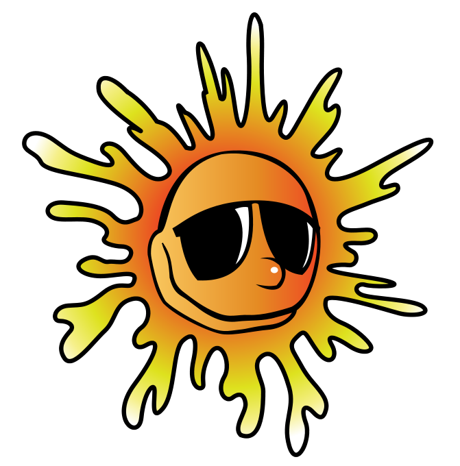 Sun god clipart jpg royalty free library Cool Sun Clip Art | Clipart Panda - Free Clipart Images jpg royalty free library