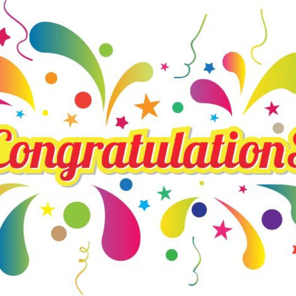 Congratulate clipart graphic library stock congratulations clipart - Honey & Denim graphic library stock