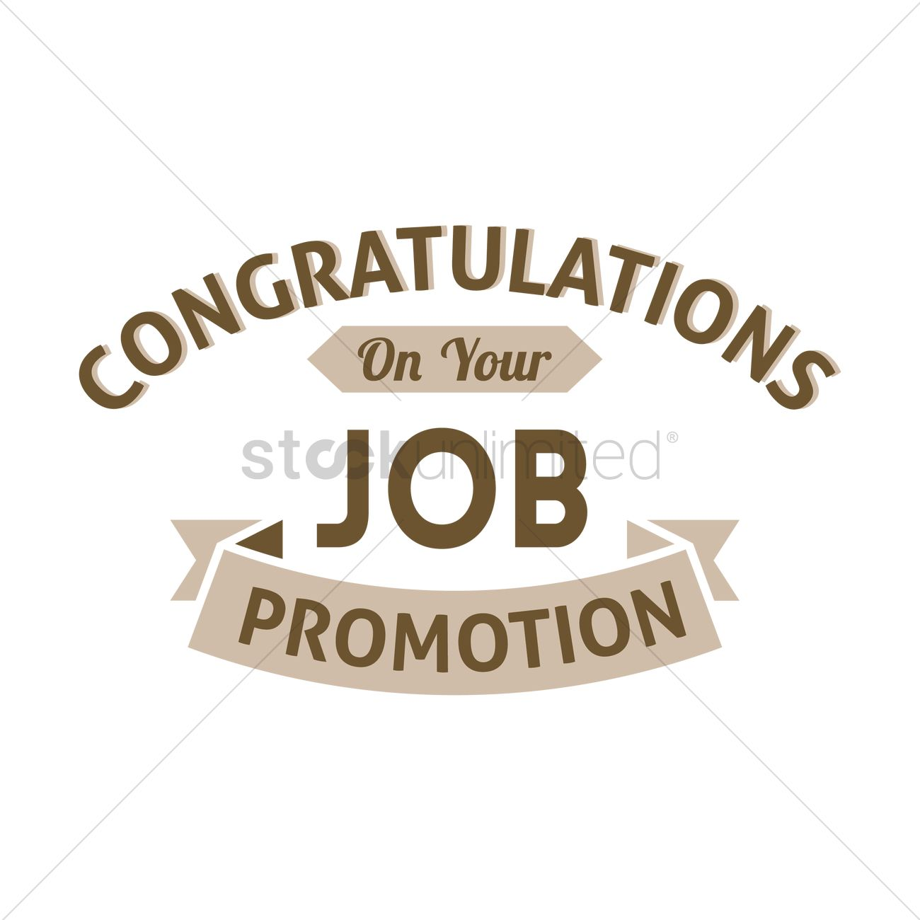 Congratulations on your promotion clipart picture royalty free stock Typography Label Labels Wishes Wish Text Texts Greeting Greetings ... picture royalty free stock