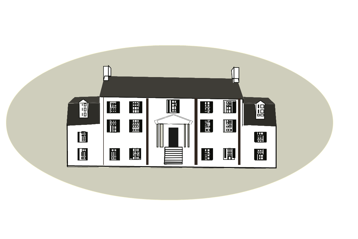 Congress house clipart clipart library Property History | North Point Plantation - King William, VA ... clipart library