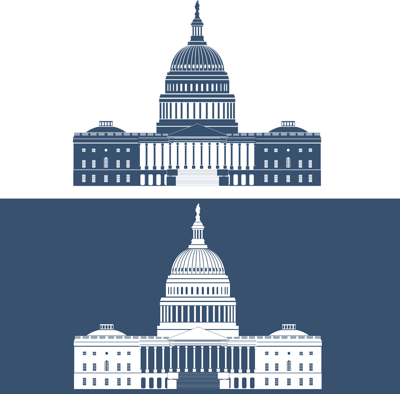 Congress house clipart picture royalty free library Accounting & Finances | Wang Solutions picture royalty free library
