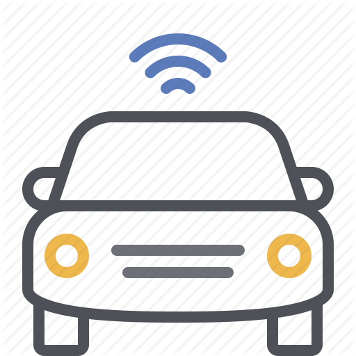 Connected car clipart png download \'Cars and Transportation Color Line\' by Stanislav Levin png download