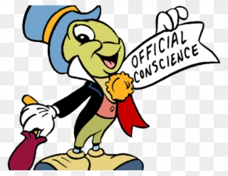 Consceince clipart picture library download Jiminy Cricket Conscience Clipart (#944515) - PinClipart picture library download