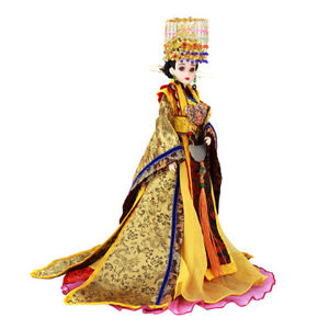 Consort shipping clipart clip art royalty free Details about 1:6 BJD Empress Consort Wu Zetian Figure Doll Set Toy For  Kids Xmas Gifts clip art royalty free