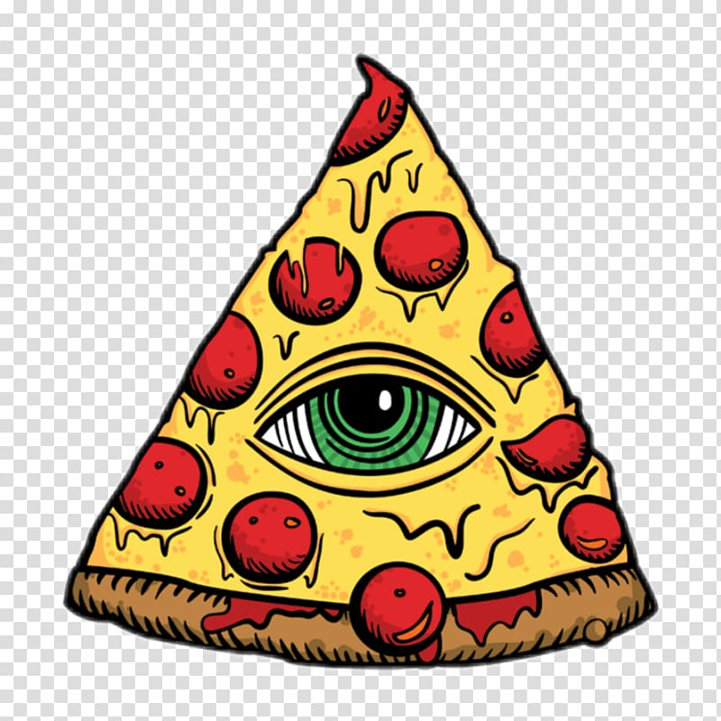 Conspiracy theory clipart clip black and white stock Pizzagate conspiracy theory Tenor Eye of Providence Illuminati ... clip black and white stock