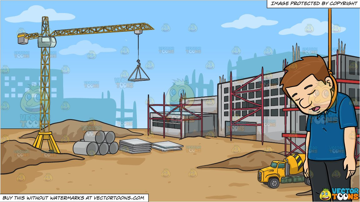 Construction background clipart vector free library A Male Dies From Hanging and A Construction Site Background vector free library