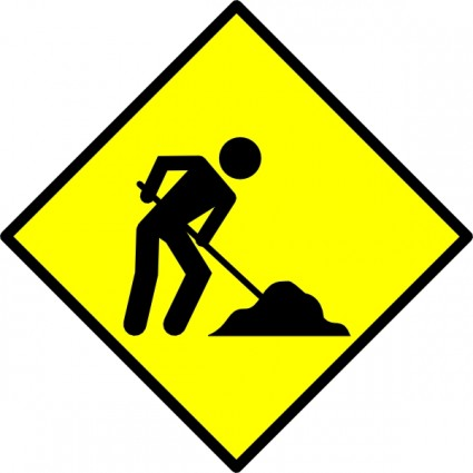 Construction clipart clipart jpg black and white Road Construction Free Clipart - Clipart Kid jpg black and white