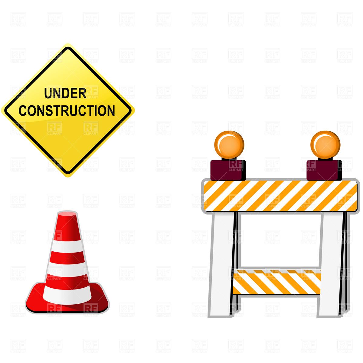 Construction clipart free downloads clip freeuse Under Construction Image | Free download best Under ... clip freeuse