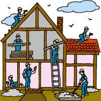 Construction cliparts. Clip art images free