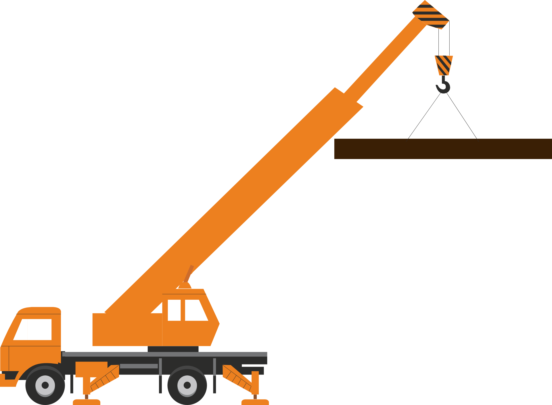 Construction site clipart banner freeuse stock Construction Crane Clipart at GetDrawings.com | Free for personal ... banner freeuse stock