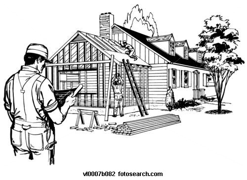 Construction cliparts image freeuse stock Home Construction Clipart - Clipart Kid image freeuse stock