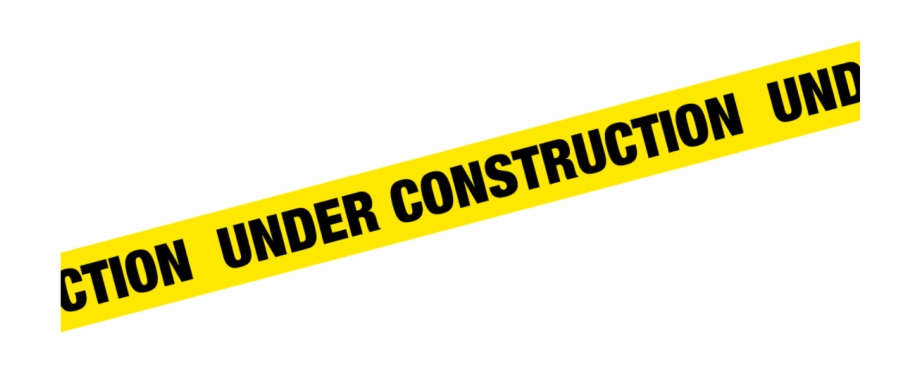 Construction coming soon clipart no background banner download Blank Caution Tape Png - Under Construction No Background ... banner download
