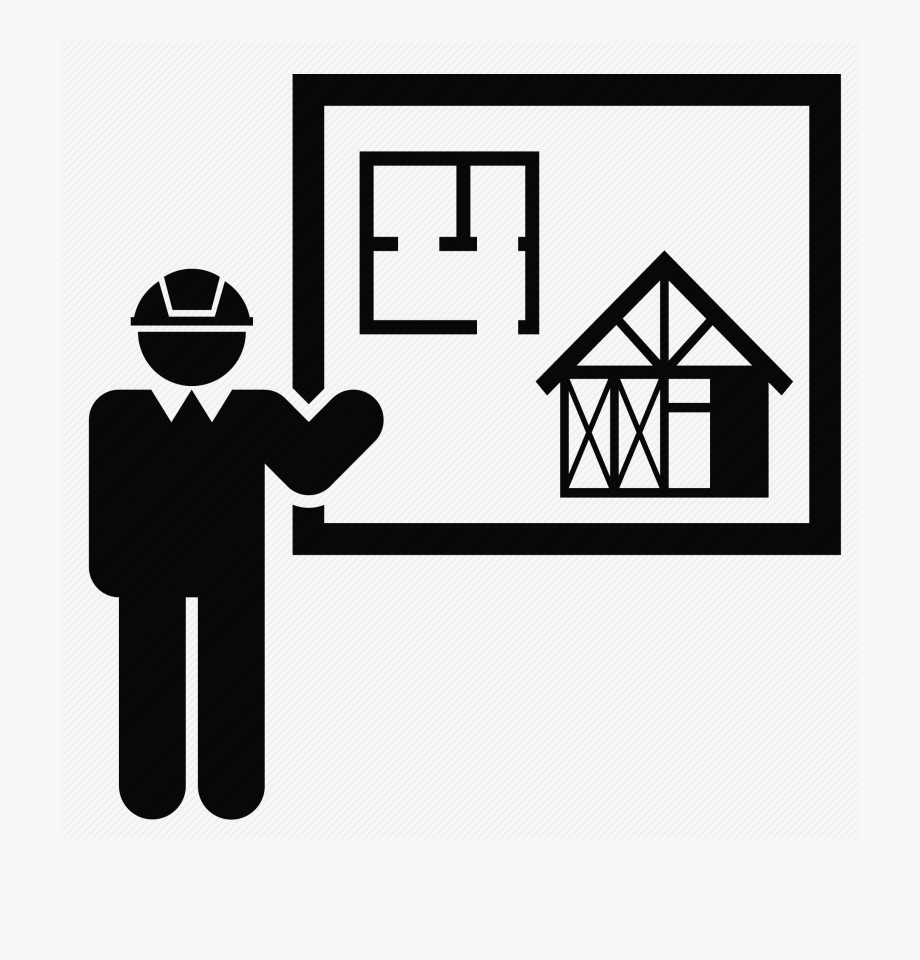 Construction icon clipart clipart royalty free library Engineer Clipart House Construction - Building A House Icon ... clipart royalty free library