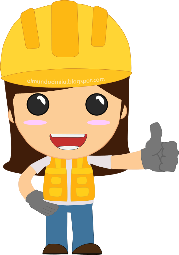 Construction man throwing money clipart free stock female engineer | Professions designs | Pinterest free stock