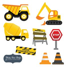 Construction party clipart free stock 50 Best Construction Clip Art images in 2016 | Construction ... free stock