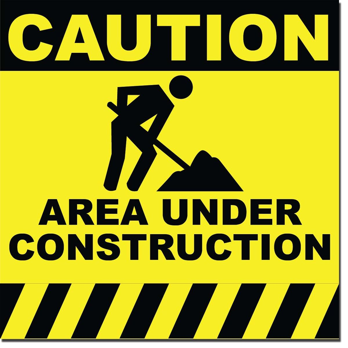 Construction signs clipart vector free library Clip Art: Construction Signs Clip Art | Kids Birthday party ... vector free library