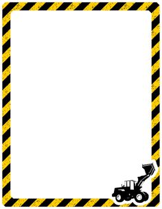 Construction site background clipart banner freeuse download Construction Tape Border Clipart - Clipart Kid banner freeuse download