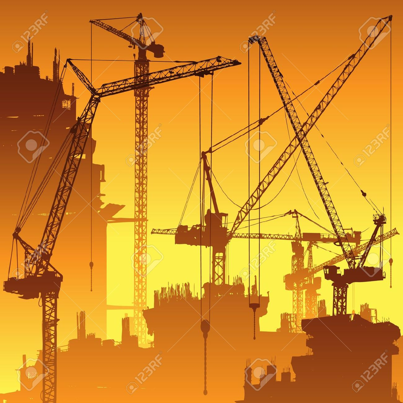 Construction site background clipart transparent download Construction clipart background - ClipartFest transparent download