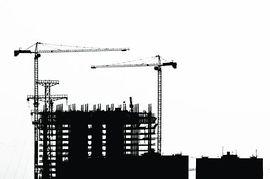 Construction site clip art banner freeuse stock Building construction site clipart - ClipartFest banner freeuse stock