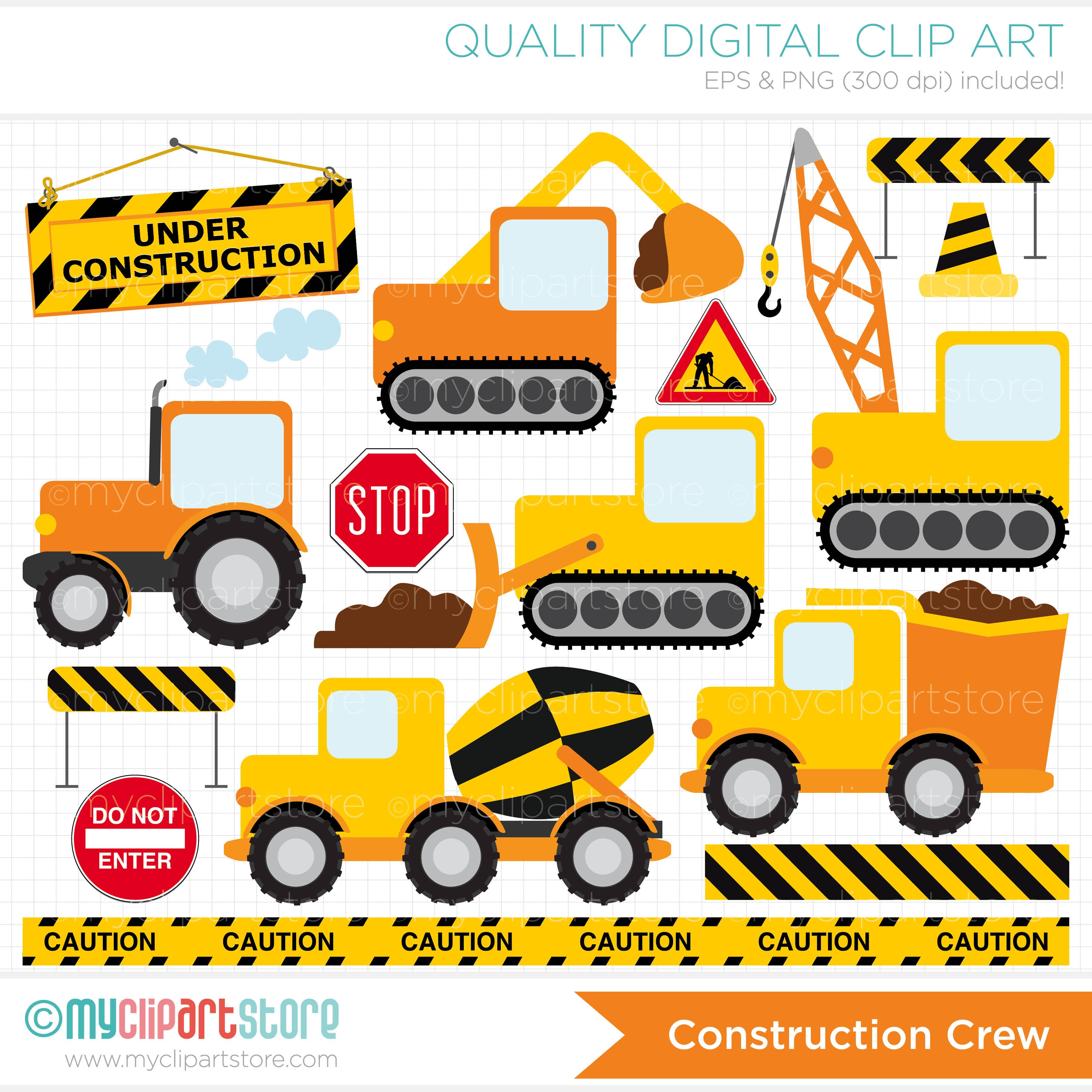 Construction site clip art picture transparent library Construction clip art pictures free - ClipartFest picture transparent library