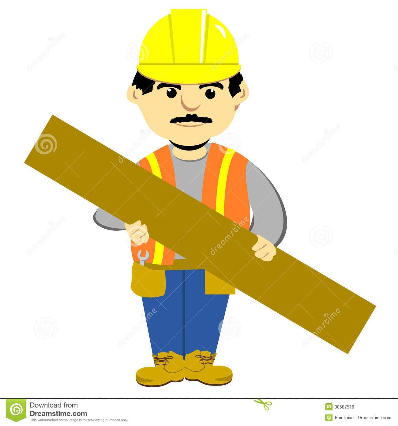 Construction worker clipart free jpg transparent download Construction worker cartoon clipart free 4 » Clipart Portal jpg transparent download
