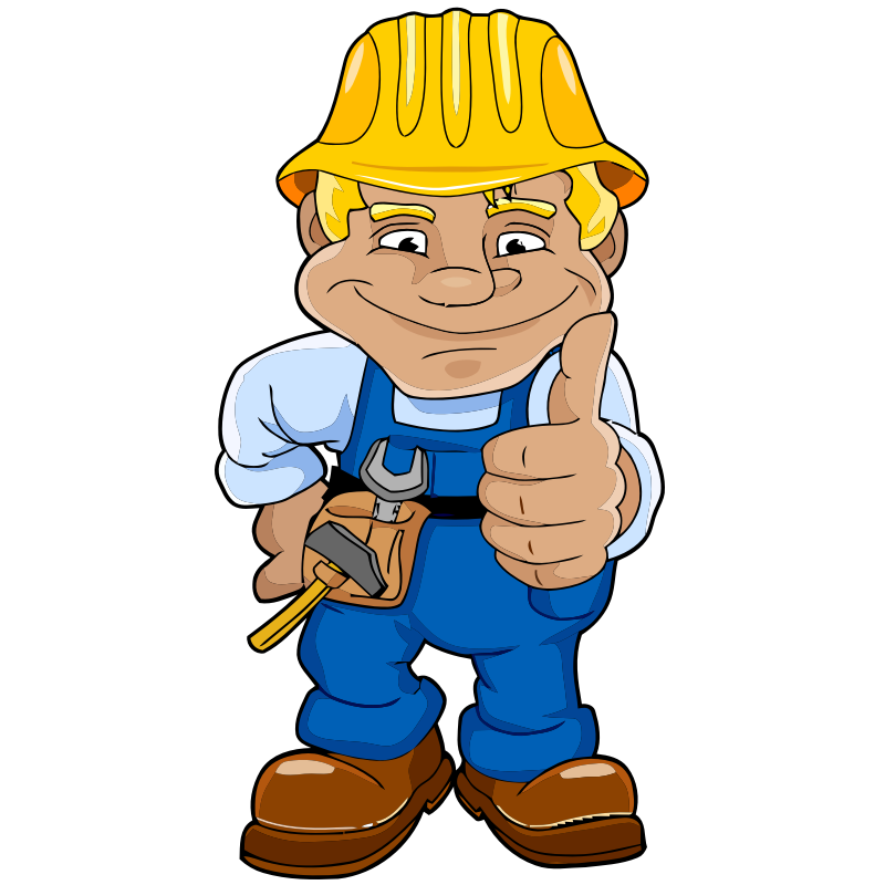 Construction worker clipart free clip freeuse Free Clip Art Construction Worker Cliparts - Free Clipart clip freeuse